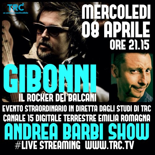 Flyer Gibonni Barbi